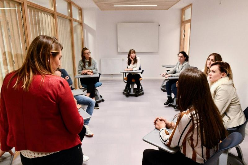 L'équipe pédagogique d'IMEA est attentive à cerner les motivations et les attentes de chaque apprenant,