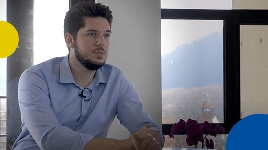 Parole d'apprenti : l'expérience d'Erwan en Bac+3 Responsable de Développement Commercial à IMEA